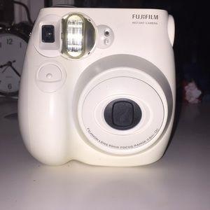 Other - yellow fujifilm polaroid camera!